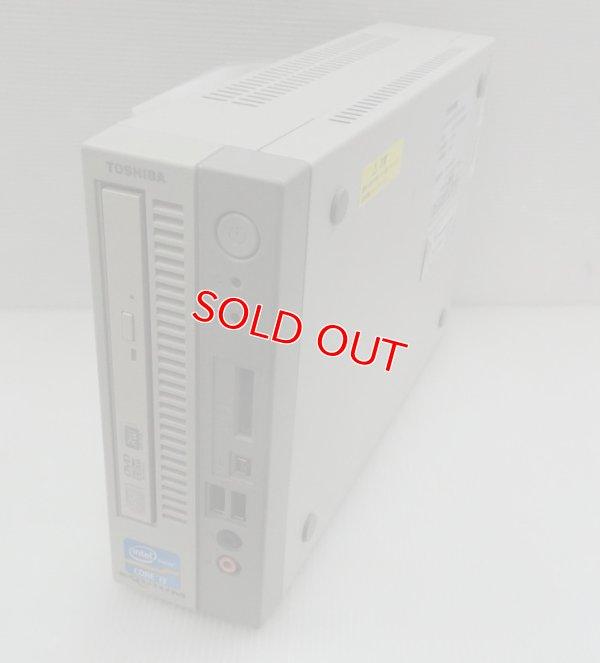 画像1: 東芝 Equium S7000 (Corei3 2100 3.1GHz/4GB/250GB/DVDマルチ/Windows7 Pro 32bit)