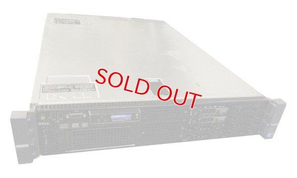 DELL PowerEdge R710 (Xeon E5620 2 4GHz*2/24GB/300GB*2-RAID/DVD/CentOS6 7)